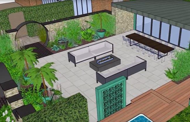 Cotswold Garden Design