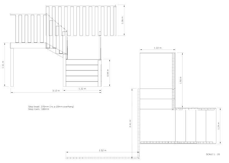 Landscape design process stage 3