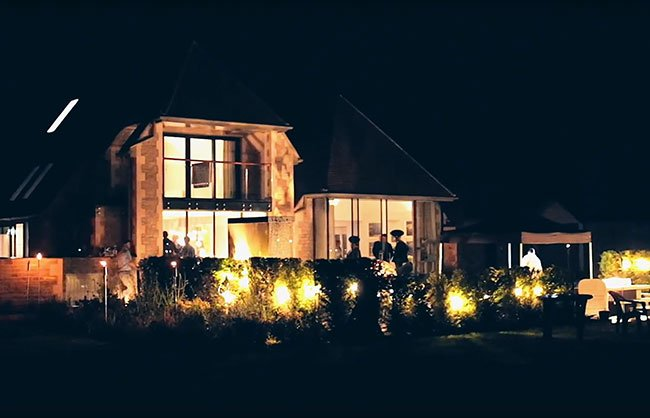 Yelford Manor landscaping design