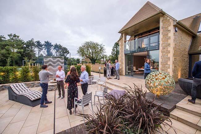 Cotswold New Build Garden Design